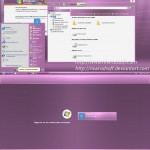 Live Remix 3.0 Pink XP Theme