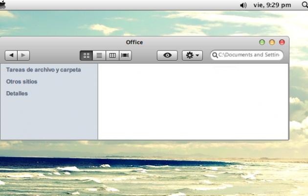 Mac Lion 3.0 XP Visual Style