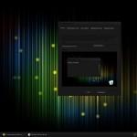 Minimal black Theme for XP