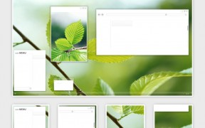 Natural Visual Style for Win 7