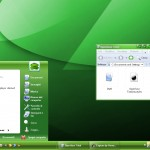 OpenSuse Total XP Theme