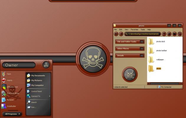 Pirata for XP