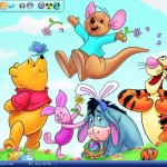 Pooh and Family XP Theme