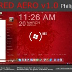 Red Aero VS for XP