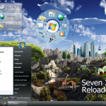 Seven XP Reloaded Theme