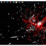 The Red Visual Style for Windows 7