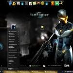 Timeshift XP Theme