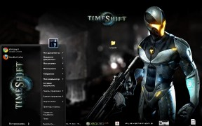 Timeshift XP Theme