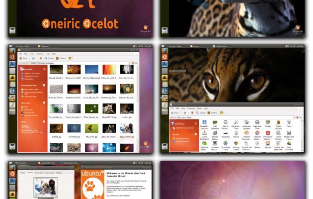 Ubuntu Skin Pack 5.0-XP