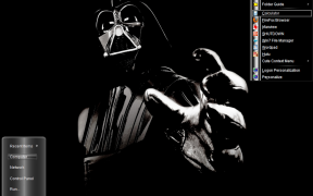 Win7 Basic Mode Theme – Darth Vader