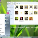 Windows 8 MetroUI theme for xp