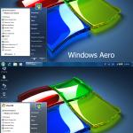 Windows Aero Basic For XP