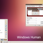 Windows Human XP Theme