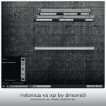 Milonica XP Theme