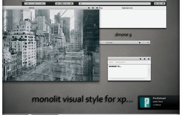 Monolit vs for XP