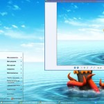 """Theme """"pelican"""" for XP"""
