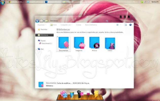 Grenade Theme For Windows 7