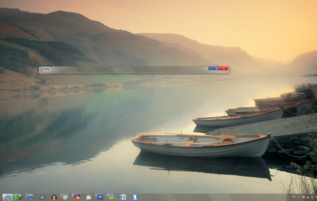 Metro Office Visual Style for Win7