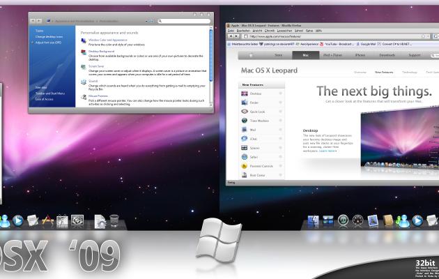 Vista OS X '09 Visual Style