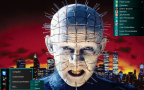 Win7 Basic Mode Theme Hellraiser