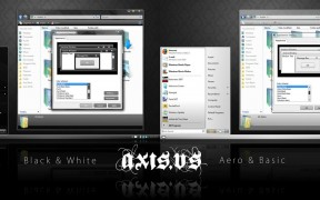 Axis Visual Style for Vista