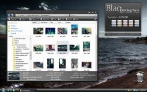 Blaq – Vista Basic Theme