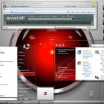 HAL 9000 V1.5 Desktop Theme for Vista