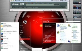 HAL 9000 V1.5 Desktop Theme for Vista