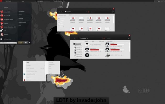 LDTF Desktop for Windows Vista