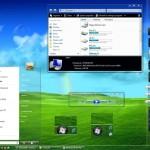 Maxclear V3.1 theme for Vista