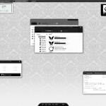 NV2 Grey version Windows Vista Theme