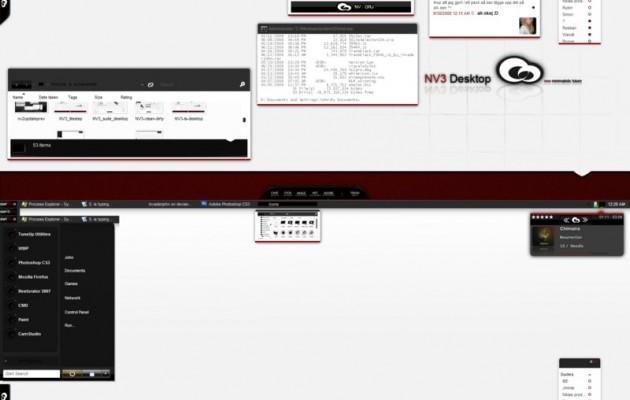 NV3-Suite Final Desktop Theme