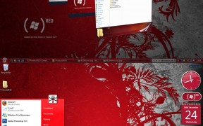 Product RED Complete Theme for Vista