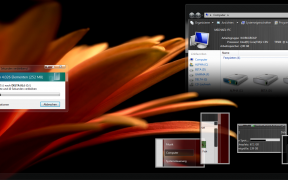 Satin Desktop Theme for Vista