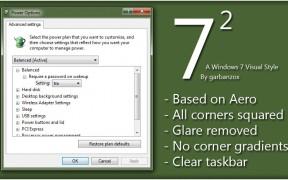 Seven Squared for Windows Vista