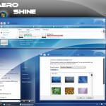 ShineVS Desktop Theme for Windows Vista