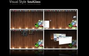 SoulGlass Vista Theme