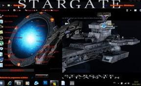Stargate Desktop Theme for Windows7