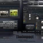 ThaImpact VS Visual Style for Windows Vista