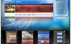 Tran's'pace Final Desktop Theme for Vista
