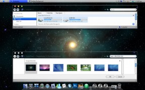 WIN ZEUS Desktop Theme for Vista