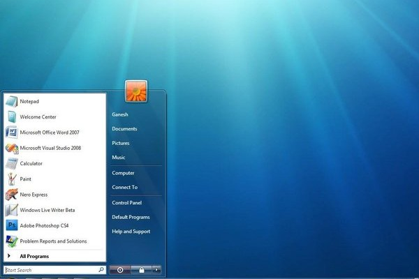 Windows 7 Backgrounds for Vista
