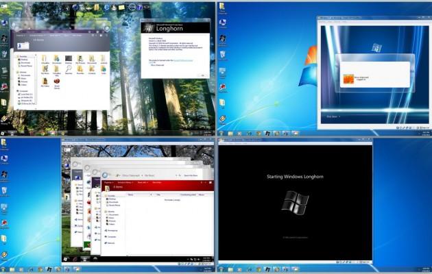 Windows Longhorn Skinpack 1.0 x86 for Win7