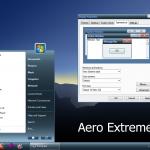 Aero Extreme XP Theme