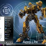 Aero Lite XP Theme