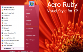 Aero Ruby For XP