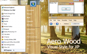 Aero Wood For XP