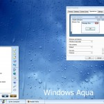 Aqua XP Theme