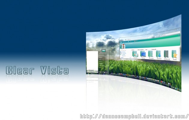 Clear Vista Theme