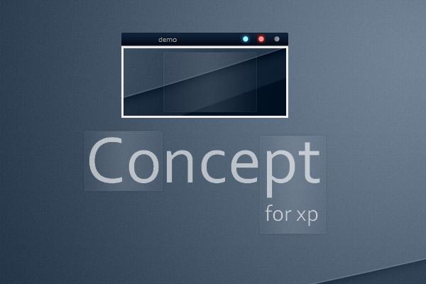 Concept XP Theme